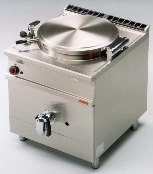 Marmite indirecte lectrique 100lt mod le pi 100 98et for Equipement electrique cuisine