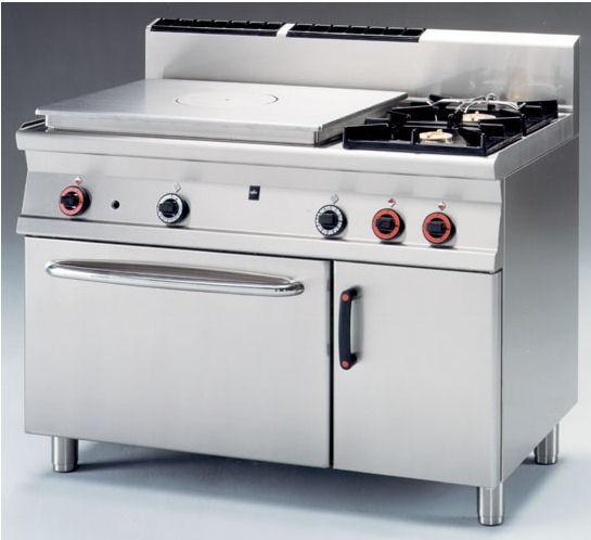 chaud cuisson grande cuisine ligne lotus profondeur 700mm cuisini res gaz et plaques coup. Black Bedroom Furniture Sets. Home Design Ideas