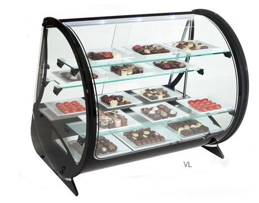 vitrine r frig r e vela mod le vv. Black Bedroom Furniture Sets. Home Design Ideas