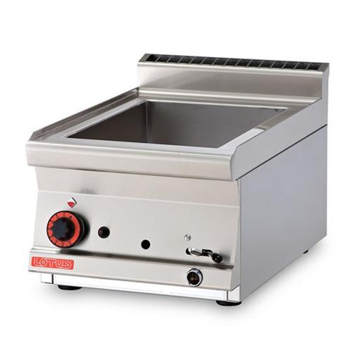 chaud cuisson snack friteuses friteuse gaz de comptoir haute puissance rgte centrale d. Black Bedroom Furniture Sets. Home Design Ideas