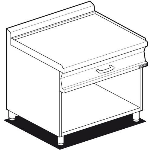 plan de travail grande longueur perfect place aux nouvelles tendance dans la cuisine avec. Black Bedroom Furniture Sets. Home Design Ideas