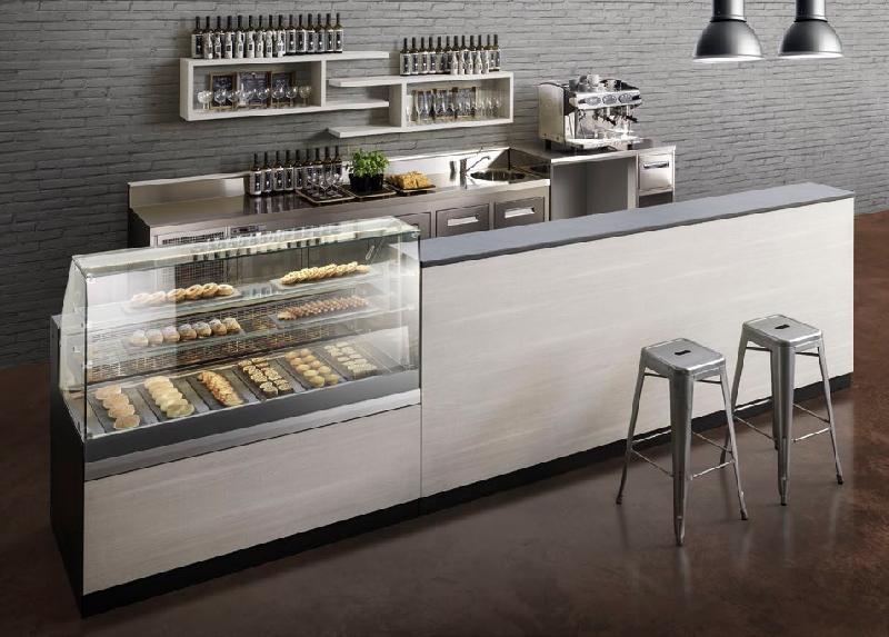 Comptoir bar sur mesure for Agencement cuisine en ligne