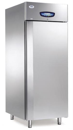 armoire r frig r e chocolat 1 porte vitr e 700l. Black Bedroom Furniture Sets. Home Design Ideas