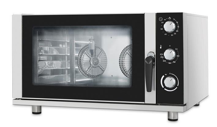 chaud fours professionnels boulangerie p tisserie fours ventil s lectriques 4 niveaux. Black Bedroom Furniture Sets. Home Design Ideas